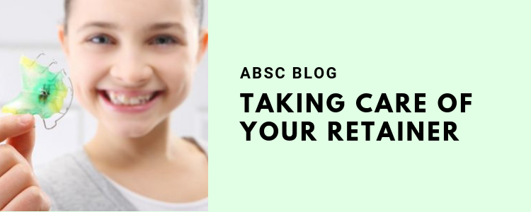 Taking Care of Your Retainer