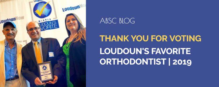 Loudoun's Favorite Orthodontist