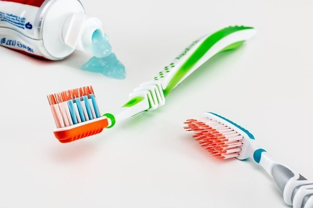Disinfect your toothbrush