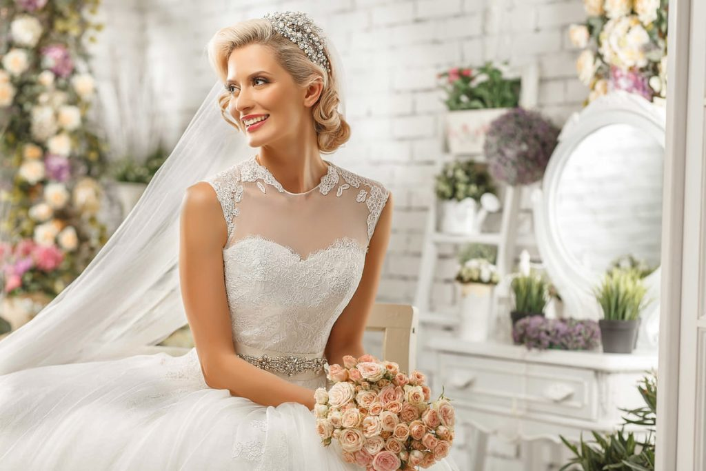 Bridal Smile With Invisalign